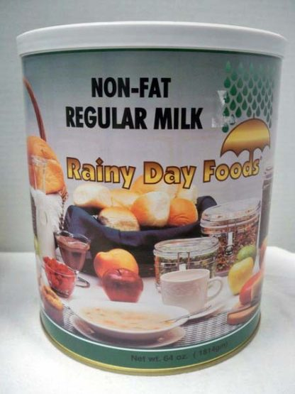 Milk Regular Non Fat