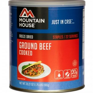 Ground Beef Cooked