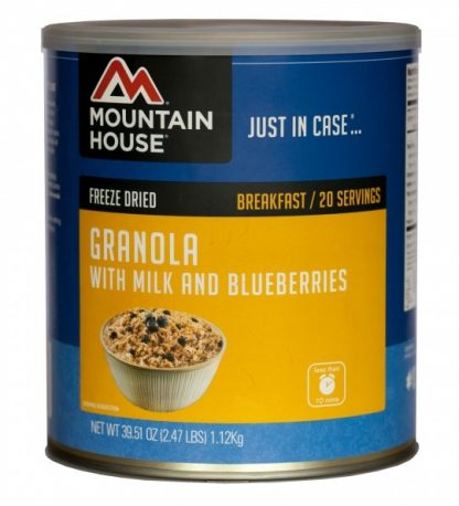 Granola with Blueberries and Milk 39.5 oz