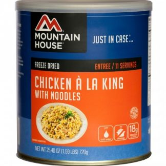 Chicken A La King with noodles 25.4 oz