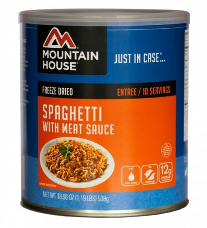 Spaghetti With Meat Sauce 19 oz