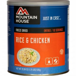 Rice and Chicken 21 oz