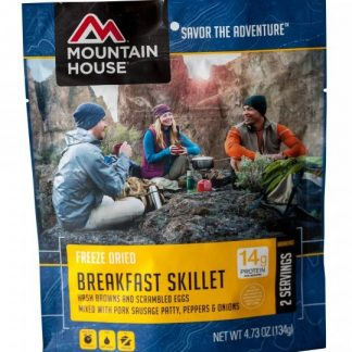 Breakfast Skillet Freeze-dried Pouched Breakfast