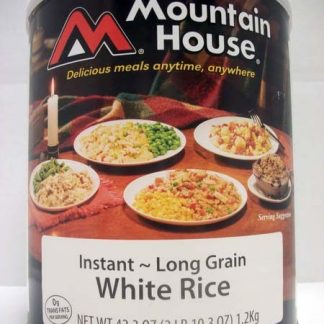 Rice White Instant