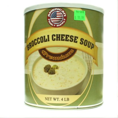 Soup Broccoli Cheese