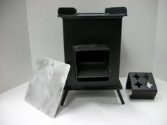 Dax Bullet Stove w/ Free Shipping - Limited Time Offer