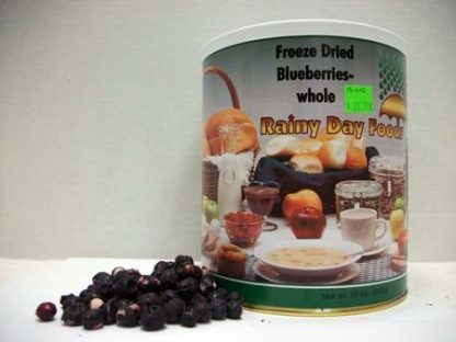 Blueberries Freeze Dried