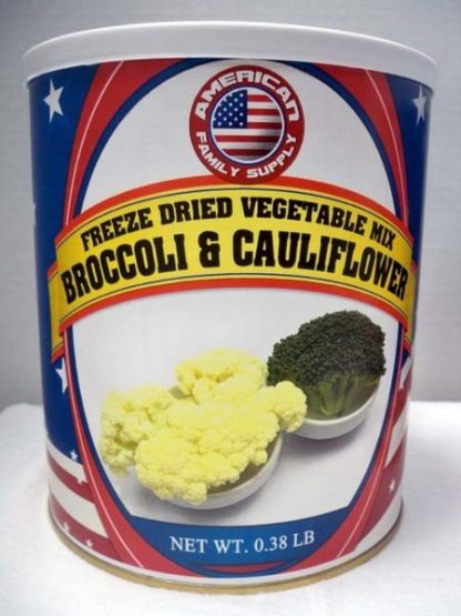 Veggie Mix Freeze Dried (Broccoli and Cauliflower)