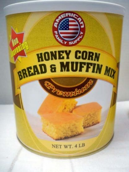 Bread Mix Muffin Corn Bread