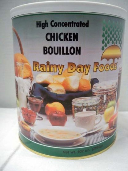 Bouillon Chicken