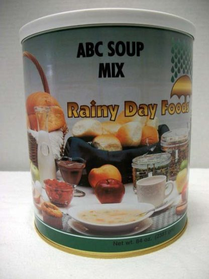 Soup ABC Mix