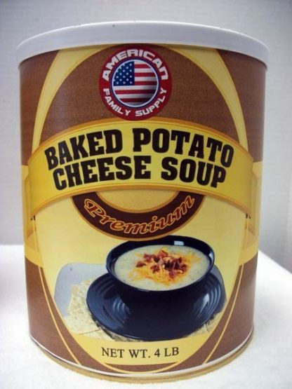 Soup Baked Potato Cheese