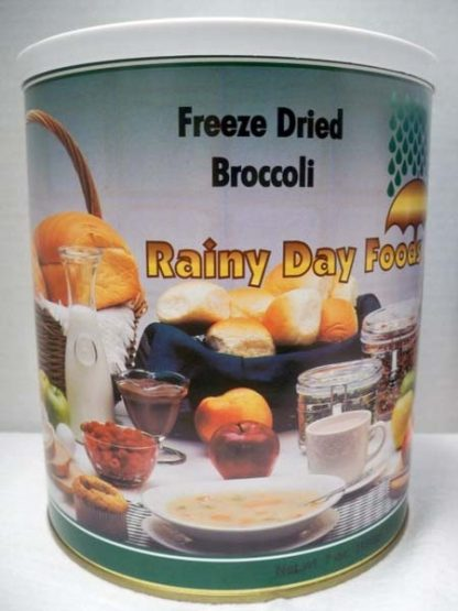 Broccoli Freeze Dried