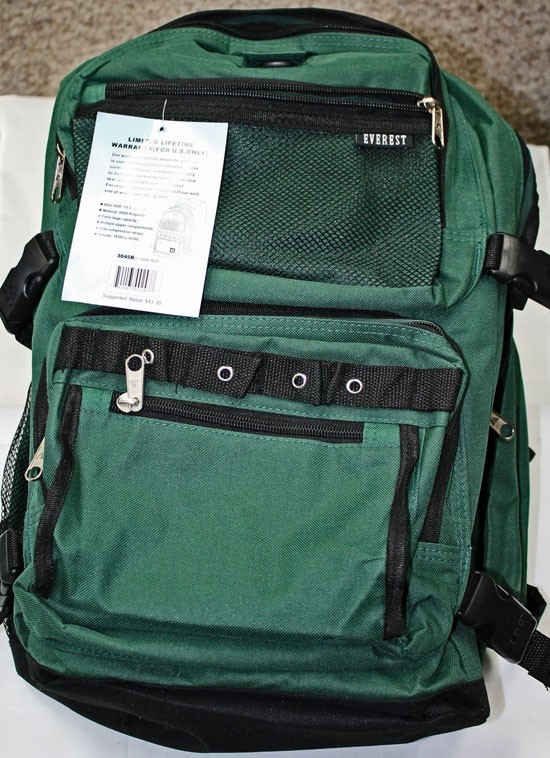 Backpack Everest Medium
