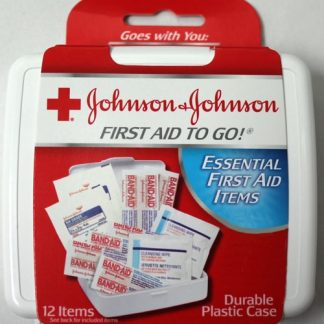 Johnson & Johnson First Aid To Go!