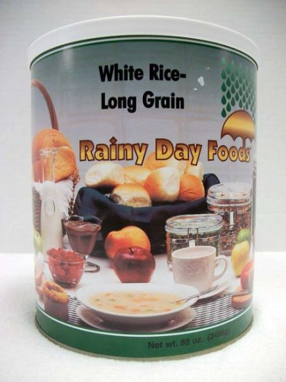 Rice White Long