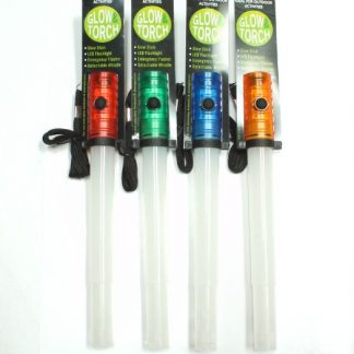 Glow and Torch Sticks – 10 Pack Mixed Colors