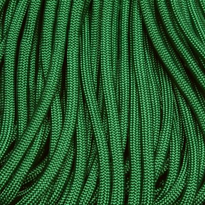 550 Paracord Green Kelly 100 ft Made in USA