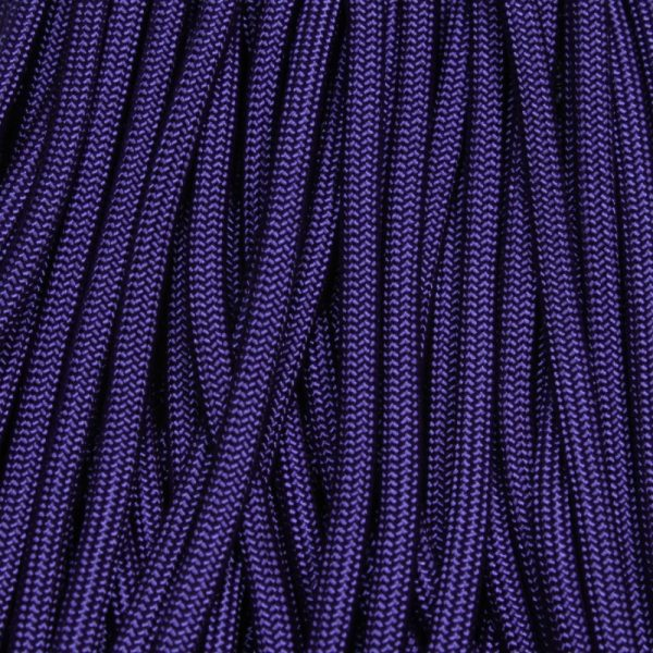 550 Paracord Acid Purple 100 ft Made in USA