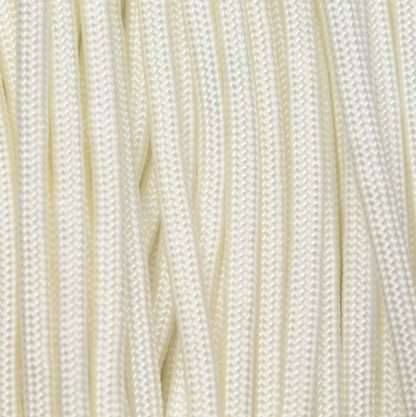 550 Paracord White Made in USA
