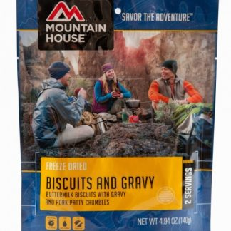 Mountain House Pouches