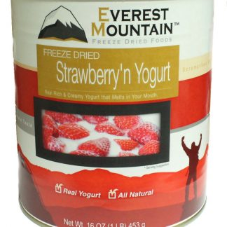 Strawberry N Yogurt Freeze Dried