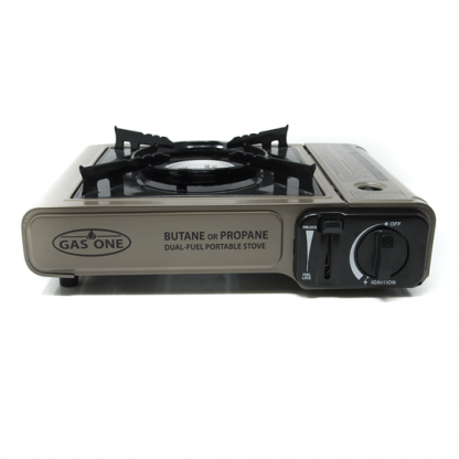 Gas One Portable Dual Fuel Camp Stove