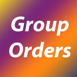 Group Orders Test